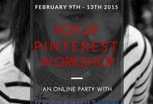Pinterest Workshop / Rocking Pinterest for biz!