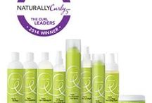 Award-Winning Products / We thank you all for voting our products among your favorites! / by DevaCurl