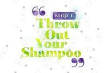 How To Quit Shampoo / Why the HECK would you want to quit shampoo? Because it's the best thing you could EVER do for your curls. All your life, the sudsy shampoo you thought was cleaning your hair was actually making your curls harder to deal with. This is going to feel different—because it is. Here's how to quit shampoo in 6 easy steps. / by DevaCurl