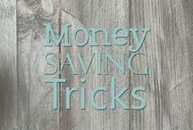 Money Saving Tricks / Tips and tricks to save you money in your home.