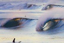 Wind & Wave / Water, wind, waves, surfing