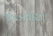 *Inspire* / A collection of quotes to inspire you to be your very best.