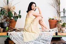 Portraits / The portrait photography of Brittany Ambridge.