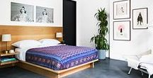 The Bedroom / Bedrooms with photography by Brittany Ambridge