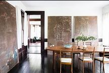 The Dining Room / Dining rooms with photography by Brittany Ambridge