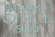 Planning the Office Shed