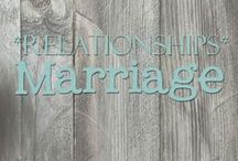Relationships [ Marriage ]