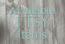 Available Etsy Items / Great finds for gifts and more at my Etsy shop: Little Lyon Farm.  Stop by and see what's new!!  http://www.etsy.com/shop/LittleLyonFarm