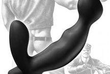Eturauhasen stimulointi / Eturauhas hieronta on nautinnollista ja eturauhaskiihotin tekee siitä todella upeaa.