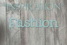 [Inspiration] Fashion