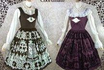 Lolita dresses wishlist