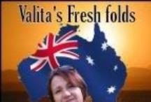 valita's Designs & Fresh Folds...... My cards