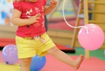 Gross Motor Activities / Lots of gross motor activities that are fun, motivating and work on important developmental skills!