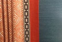 window treatments / by Debra Phillips, 5th & State blog