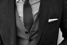 A well dressed man / by Erin Barfels