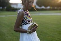 I'd like to look like this / fashion woman's clothes / by Sofia Aspillaga