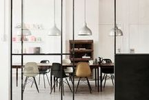 Inspiring Interiors / Modern / Eclectic / Vintage / Cosiness / by Camille DB