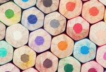 Life in Color  / by Sofia Aspillaga