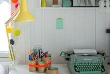 Workspace / by Sofia Aspillaga