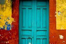 Knock on the door / by Sofia Aspillaga