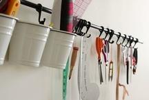 Organizing / by Sofia Aspillaga