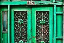 Doors / by The Scrapoholic