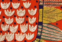 Embroidery and Fiber / Embroidery, Quilts, and Fiber Art