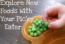 Picky Eaters!! / by MissMancy.com