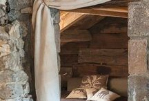 Cozy! Cabin Bunks / by Polly MacRoberts