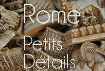 Rome - Petits Détails
