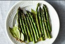 Spring / These spring recipes will have you seeing green. / by Food52