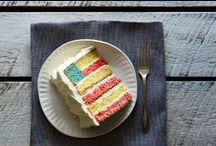 4th of July / Food that's perfect for celebrating the 4th of July in style.