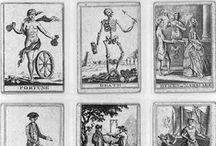 tarot cards / <3