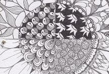 Zentangles / All things zentangle!