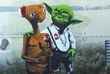 Graffiti I Love / by Robin Liu