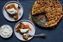 Pie! / Pie, pie, and more pie -- both savory and sweet. And all of it's good for breakfast.