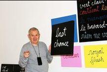 BEN / French artist - Fluxus movment