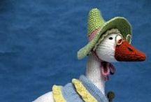 Mère l'Oie / Goose