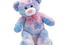 Cuddly Plush Animals / We'll share our favorite cuddly plush animals right here. You're never too old for a stuffed animal, right? www.sendingsmiles.com