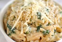 Cooks: Italian-ish recipes