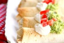 Cooks: Mexican-ish recipes