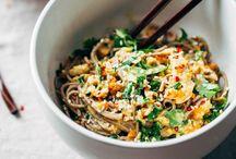 Cooks: Asian-ish recipes