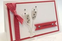Cardology - Wedding & Anniversary / Cards for Weddings or Celebrating Anniversaies or general Love / by The Scrapoholic