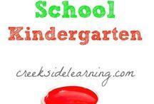 Learning: Kindergarten