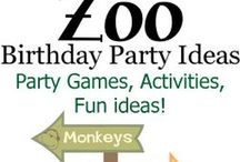 Parties: Zookeeping