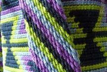 Crochet : Mochila patterns