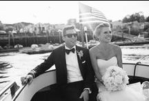 Yacht Club Wedding / K + M were married in the beautiful coastal town of Camden, Maine. Scenic harbor and mountain views set the backdrop for their magical celebration.