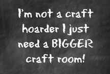 Spaces ~ Craft Room 03 / NO PIN LIMITS...Re-PIN as many as you wish!