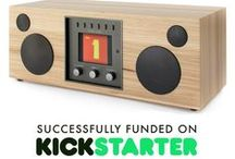Como Audio/Tom DeVesto Kickstarter News / Tivoli Audio founder Tom DeVesto's next creations, Solo and Duetto: Music systems boasting robust Hi-Fi sound and One-Touch Streaming
