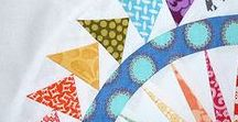 Quilts: Foundation Paper Piecing